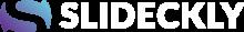 Slideckly logo for footer information